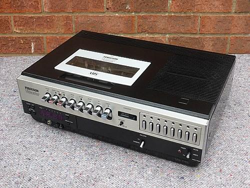 Ferguson Videostar video recorder