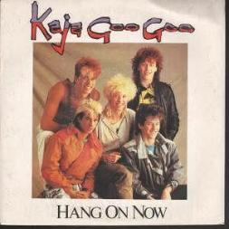 Hang On Now french vinyl 7