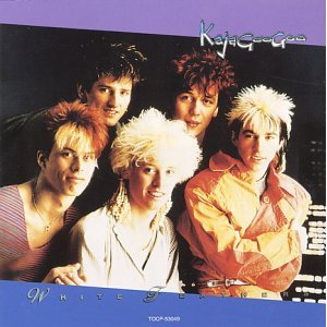 Imported version of White Feathers by Kajagoogoo