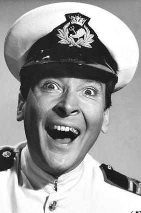 Kenneth Williams in Carry On Cruising (1962)