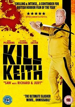 Kill Keith DVD (2011) - comedy horror starring Keith Chegwin