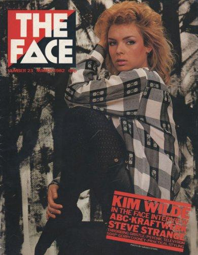 The Face magazine - March 1982 - Kim Wilde