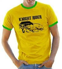 Knight Rider Contrast T-Shirt (15 colour choices)