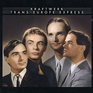 Kraftwerk Trans Europe Express album