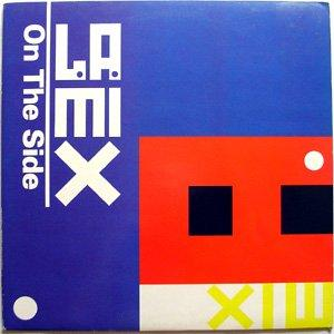 L. A. Mix - On The Side - LP Sleeve