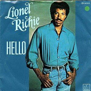 Lionel Richie - Hello (1984 single)