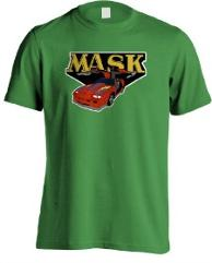 MASK 80s Cartoon T-Shirt (choice of colours available)