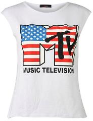 MTV Music Television Vest Top