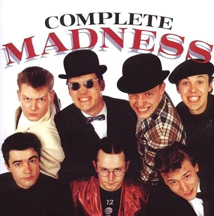 Madness - Complete Madness (best of album)