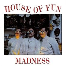 Madness - House Of Fun - Vinyl 12