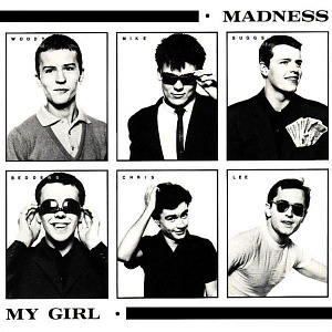 Madness - My Girl (single sleeve)