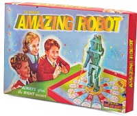 The Amazing Magical Robot Game