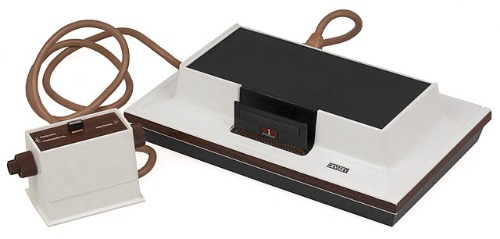 Magnavox Odyssey video game console