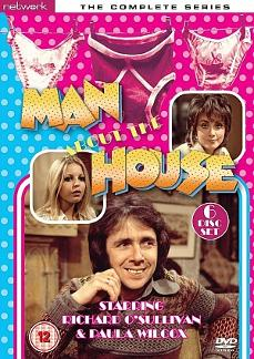 Man About The House (1973-76) DVD