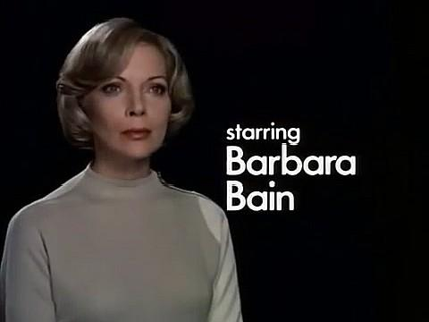Barbara Bain as Doctor Helena Russell in Space 1999