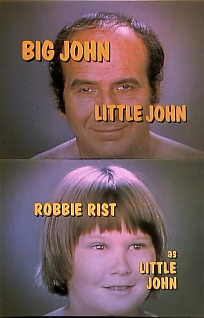 Big John Little John titles