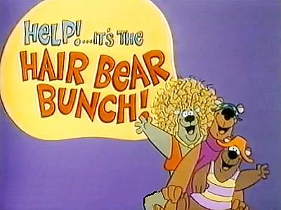 Help!...It's The Hair Bear Bunch title card