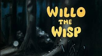 Willo The Wisp Cartoon