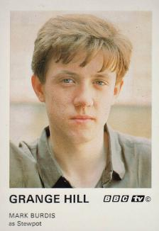 Mark Burdis as Stewpot in Grange Hill