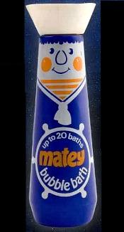 1970s Matey Bubble Bath