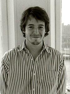 Matthew Broderick in 1986