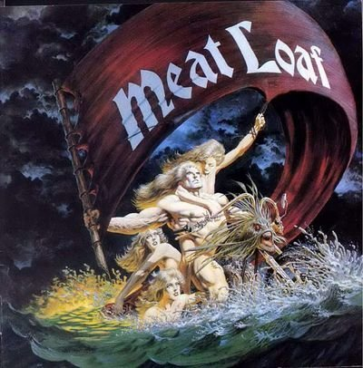 Meat Loaf ft. Cher - Dead Ringer For Love (single sleeve)