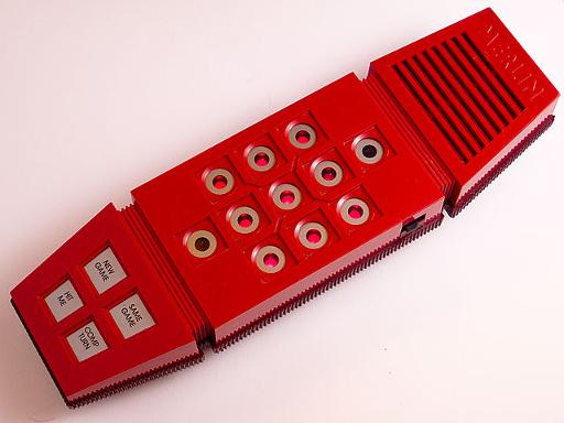 Merlin electronic handheld game by Parker Bros (1978)