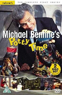 Michael Bentine's Potty Time DVD