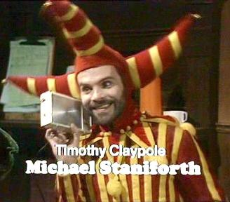 Michael Staniforth as Timothy Claypole in Rentaghost