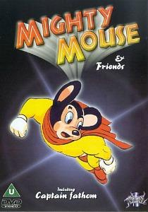 Mighty Mouse and Friends DVD