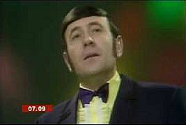 Mike Reid as a stand-up comedian in the 1970s