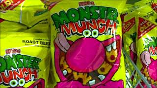 Monster Munch crisps