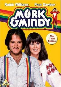 Mork And Mindy DVD - third season