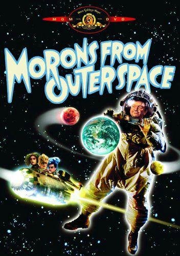 Morons from Outer Space (1984) starring Mel Smith and Griff Rhys Jones