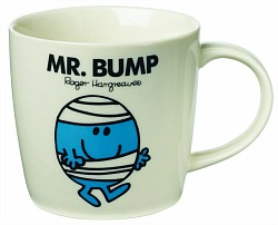 Mr Men Mugs - Mr Bump