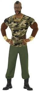 Mr T - A Team costumes