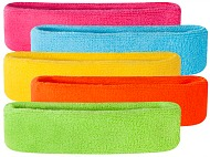 Suddora Neon Headbands - Sweatbands