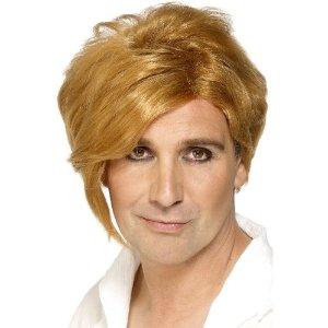 New Romantic Hair Style 80s
