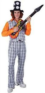 Noddy Holder Slade Fancy Dress Costume