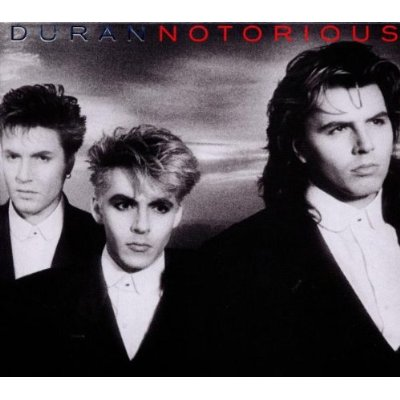 Duran Duran Notorious album sleeve