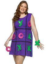 Ladies Noughts and Crosses Outfit up to size 20