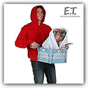E.T. The Extra Terrestrial Costume