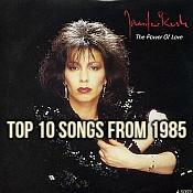 Top 10 Songs from 1985