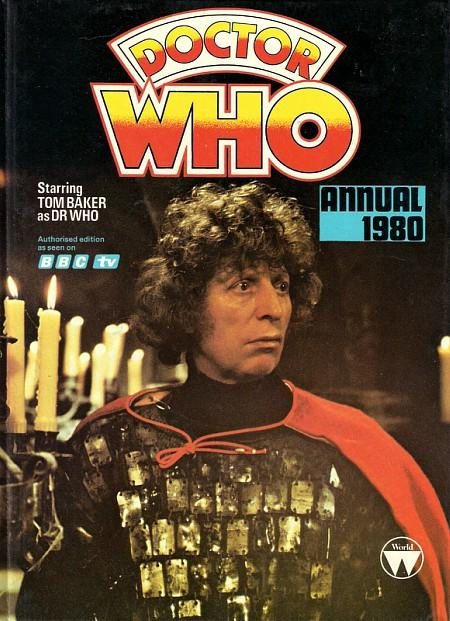 BBC TV Doctor Who Annual 1980