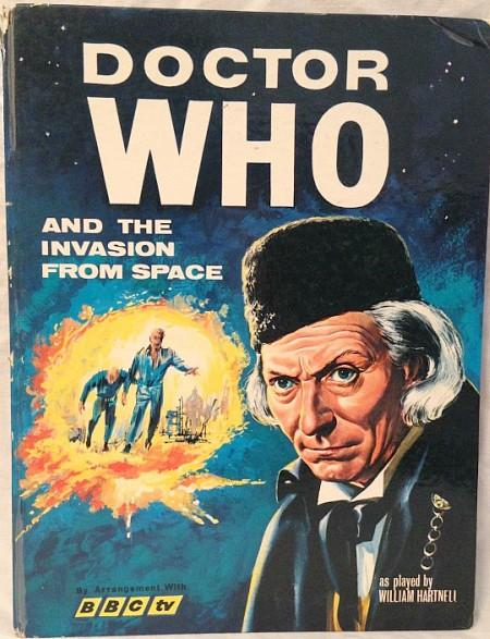 Doctor Who and the Invasion From Space by BBC TV (1966)