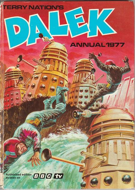 Terry Nation's Dalek Annual 1977 by BBC TV