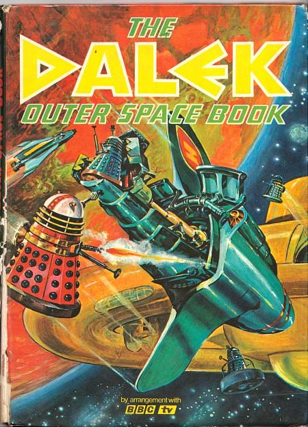 The Dalek Outer Space Book (1966) by Souvenir Press Ltd