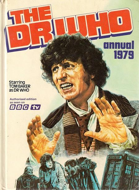 The Doctor Who Annual 1979 BBC TV