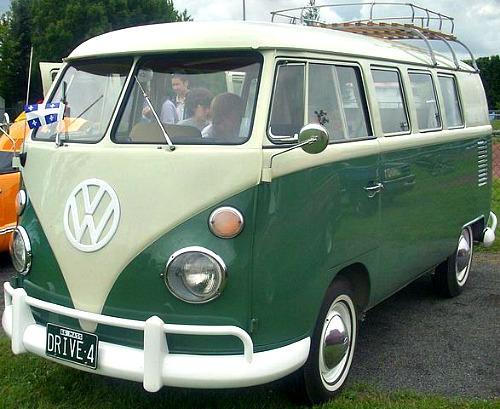 Volkswagen Type 2 Camper Van Bus Pictures At