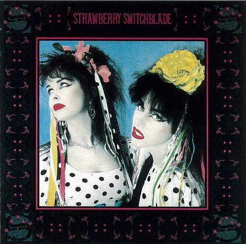 Strawberry Switchblade self-titled album